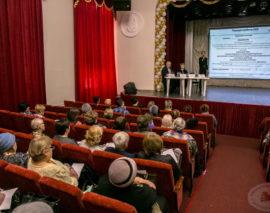 Семинар с членами УИК Нижнеудинского района. 16 декабря 2019 года